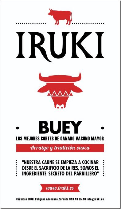 Sello Iruki Buey