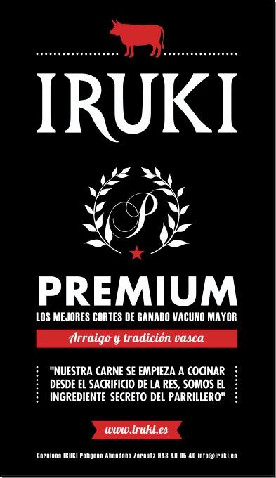 Sello Iruki Premium