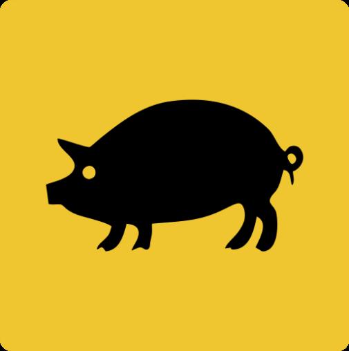 Cerdo 50% Ibérico