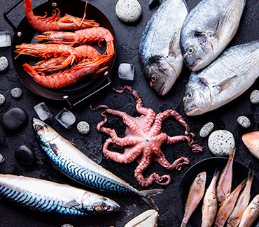 menu pescados