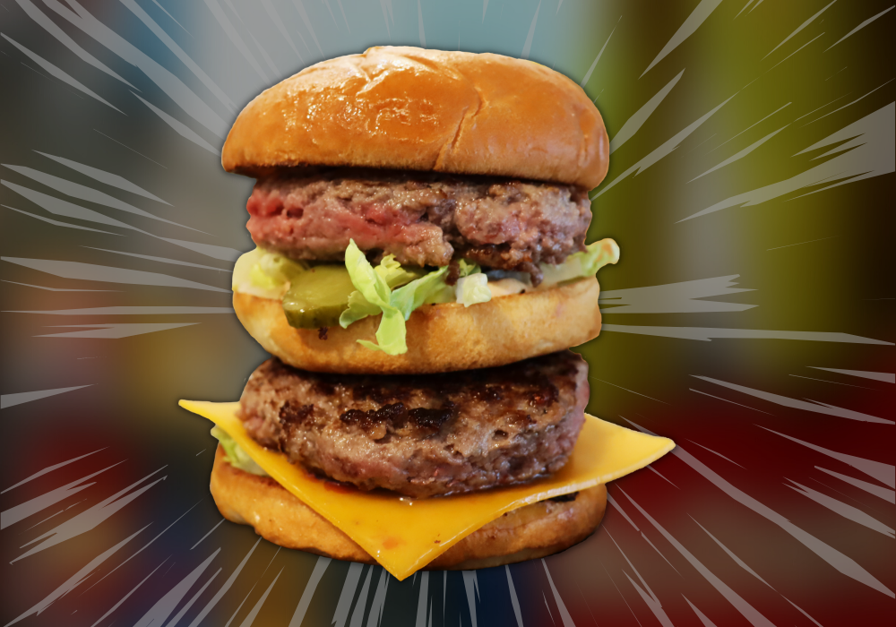 Recreando la hamburguesa más famosa del mundo - video