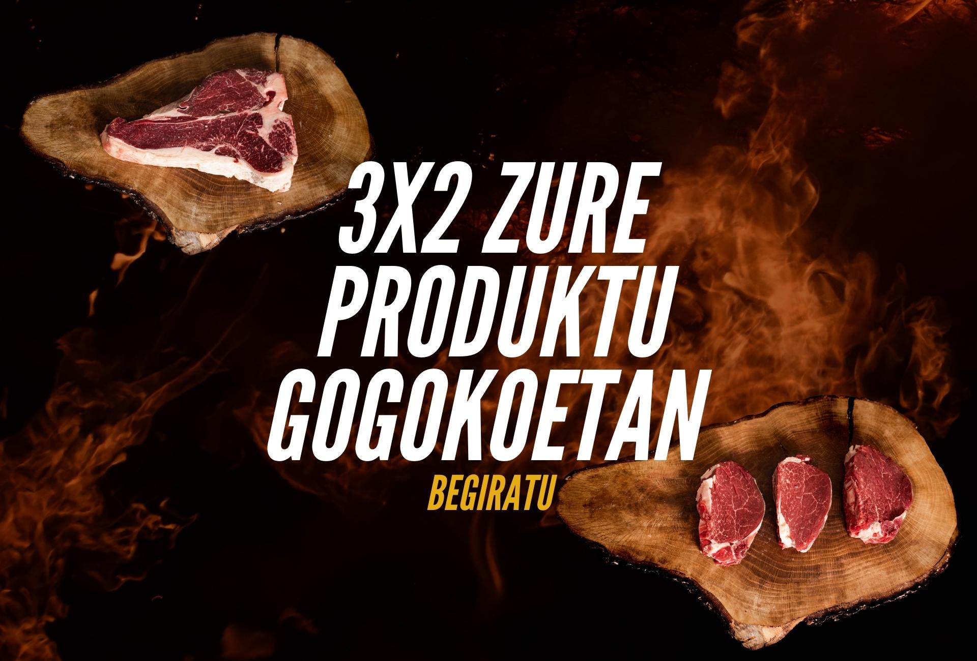 3X2 ESKAINTZA IRUKIN